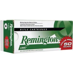 Remington UMC .17 Remington Jacketed Hollow Point, 25 Grain (50 Rounds) - L17FBV