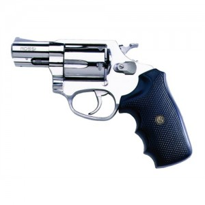 """Rossi 46 .357 Remington Magnum 6-Shot 2"""" Revolver in Stainless - R46202"""