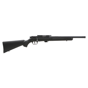 "Savage Arms Mark II FV-SR .22 Long Rifle 5-Round 16.5"" Bolt Action Rifle in Black - 28702"