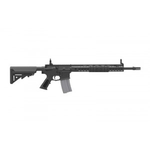 "Knights Armament Company Light Precision .223 Remington/5.56 NATO 30-Round 18"" Semi-Automatic Rifle in Black - 31733"