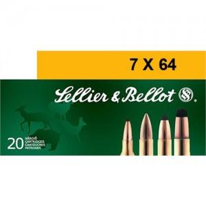 Magtech Ammunition 7X64 Brenneke Soft Point, 139 Grain (20 Rounds) - SB764A