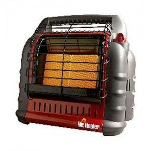 Mr Heater Big Buddy Portable Heater Green/Red MH18B