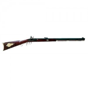 "Thompson Center 50 Caliber 28"" Blue Flintlock w/Walnut Stock 5043"