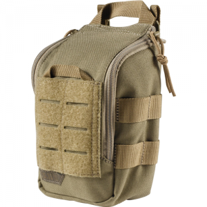 5.11 Tactical Headrest Pouch Pouch in Sandstone 1050D Polyester - 56300-328-1 SZ