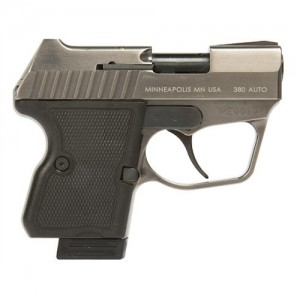 "Magnum Research Micro Desert Eagle .380 ACP 6+1 2.2"" Pistol in Stainless - ME380"