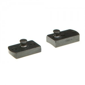 B-Square 2 Piece Stainless Steel Stud Base For Browning A-Bolt 1856