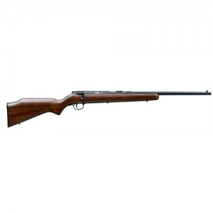 """Savage Arms Mark I G .22 Short/.22 Long Rifle 21"""" Bolt Action Rifle in Blued - 17000"""