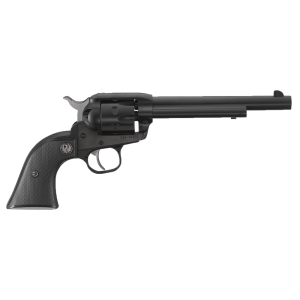 """Ruger Single-Six .22 Long Rifle/.22 Winchester Magnum 6-Shot 6.5"""" Revolver in Blued (Convertible) - 646"""
