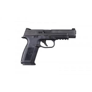 """FN Herstal FNS-40 Long Slide .40 S&W 10+1 5"""" Pistol in Black (No Manual Safety) - 66704"""