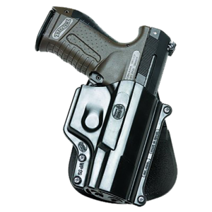 Fobus USA Paddle Right-Hand Paddle Holster for Walther P99 in Black - WA99