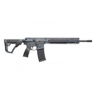 """Daniel Defense V5 .223 Remington/5.56 NATO 30-Round 16"""" Semi-Automatic Rifle in DD Tornado Grey - 02-123-22176-047"""