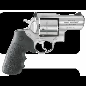 """Ruger Super Redhawk .480 Ruger 6-Shot 2.5"""" Revolver in Satin Stainless (Alaskan) - 5302"""