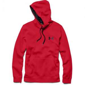 Under Armour Storm Transit Women's Pullover Hoodie in Red - X-Large