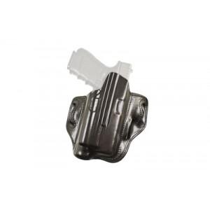 Desantis Speed Lite, Belt Holster, Fits Glock 17, 22 With Streamlight M3, Left Hand, Black Leather 132bbw8z0 - 132BBW8Z0