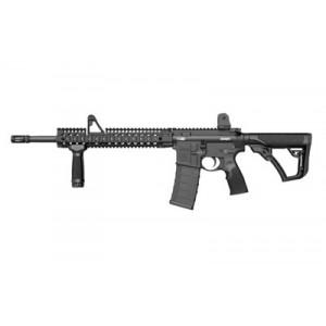 """Daniel Defense DD15027 .223 Remington/5.56 NATO 30-Round 16"""" Semi-Automatic Rifle in Black - 02-050-15027"""