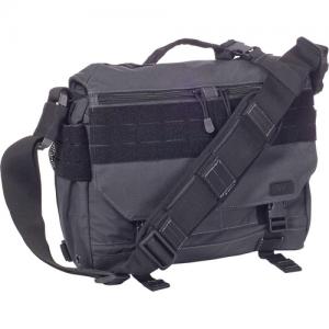 5.11 Tactical Rush MIKE Waterproof Messenger Bag in Double Tap 1050D Nylon - 56176-026-1 SZ