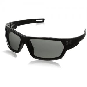 UA Battlewrap (ANSI) Frames: Satin Black Lenses: Gray