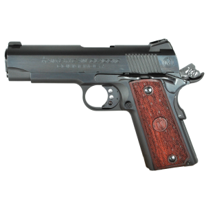 """American Classic 1911 .45 ACP 7+1 4.3"""" 1911 in Steel (Compact Commander) - ACCC45B"""