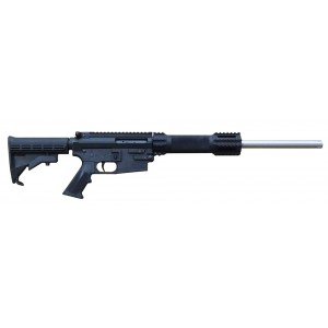 "Olympic Arms MPR 308 .308 Winchester 30-Round 18"" Semi-Automatic Rifle in Stainless Steel - MPR308-15M"