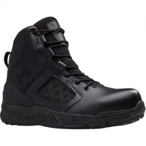 UA Tac Zip 2.0 Protect Size: 14 Color: Black