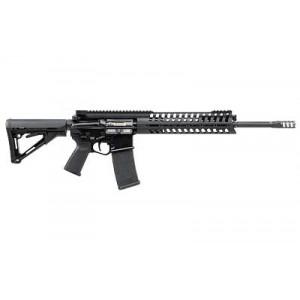 """Patriot Ordnance Factory P415 Gen 4 .223 Remington/5.56 NATO 30-Round 16"""" Semi-Automatic Rifle in Black - 595"""
