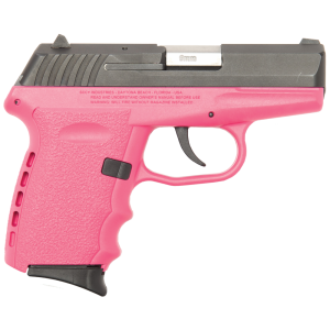 """SCCY CPX-2 9mm 10+1 3.1"""" Pistol in Polymer (Carbon) - CPX2CBPK"""