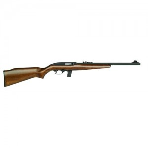 """Mossberg 702 Plinkster .22 Long Rifle 10-Round 18"""" Semi-Automatic Rifle in Blued - 37150"""
