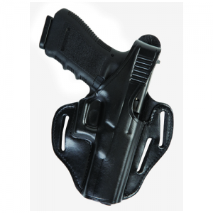 Pirahana Concealment Holster Gun FIt: 45 / S&W / M&P .45 Hand: Right Hand Color: Black/Plain - 24868