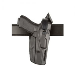 7TS ALS Level III Retention Mid-Ride Duty Holster Belt Size: 2.25  Finish: STX Plain Gun Fit: Sig Sauer P320 45 Hand: Right - 7360-451-411