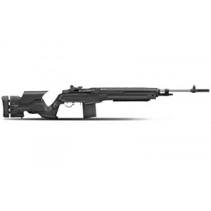 "Springfield M1A Precision .308 Winchester/7.62 NATO 10-Round 22"" Semi-Automatic Rifle in Black - MP9226"