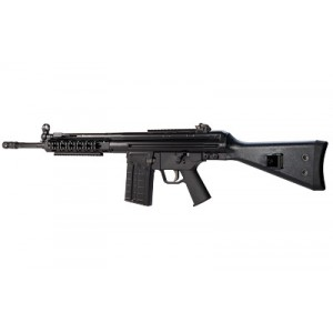 "PTR91 PTR-91 CA SC .308 Winchester 10-Round 16"" Semi-Automatic Rifle in Black - PTR402"