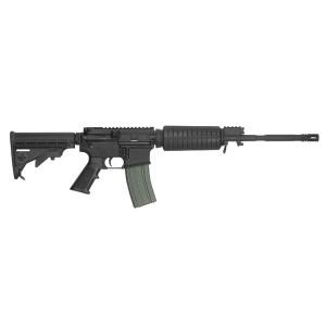 """Bushmaster XM-15 AR-15 .223 Remington/5.56 NATO 30-Round 16"""" Semi-Automatic Rifle in Black - 90391"""