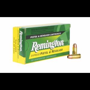 Remington .45 Colt Lead Round Nose, 250 Grain (50 Rounds) - R45C