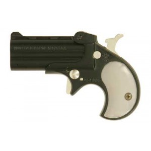 "Cobra Enterprises C22 .22 Long Rifle 2-Shot 2.4"" Derringer in Black - C22BP"