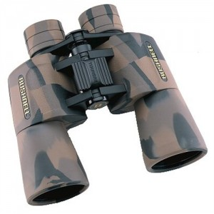 Bushnell Binoculars w/Bak 7 Porro Prism 131054