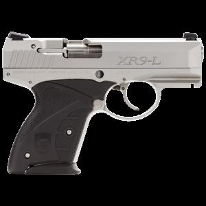 "Boberg Arms Corporation XR9-L Long 9mm 7+1 4.2"" Pistol in Aluminum Alloy (Platinum) - 1XR9LPLT1"