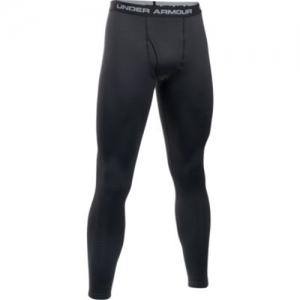 Under Armour Base 3.0 Men's Compression Pants in Black - Small