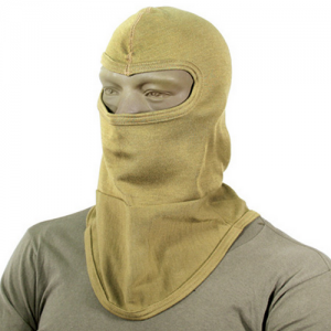 Balaclava Bibbed w/ Nomax Color: Black