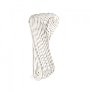 5ive Star - Paracord Color: White Length: 50'