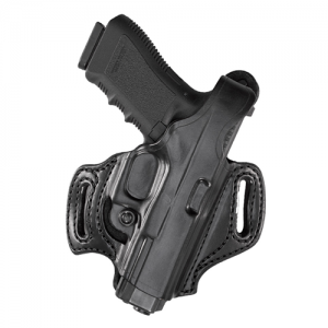 FlatSider XR12 Color: Black Gun: Sig Sauer P320 Hand: Right - H168BPRU-SS 320