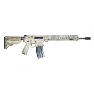 """Midwest Industries SSK12 .223 Remington/5.56 NATO 30-Round 16"""" Semi-Automatic Rifle in Multi Cam - MI-16FSSK12-MULTI"""
