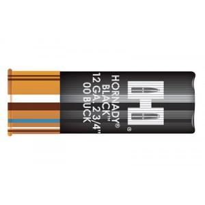 Hornady BLACK .12 Gauge Shot (10-Rounds) - 86249