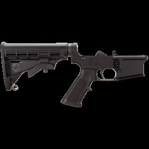 Bushmaster 92954 AR-15 Lower Receiver Fixed 6 Pos Stk