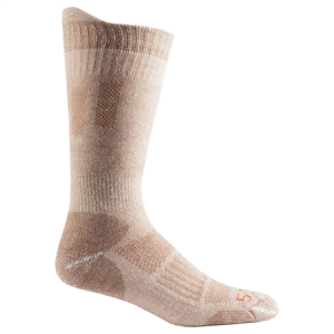 Cold Weather Crew Sock Color: Coyote (120) Size: Large-X-Large