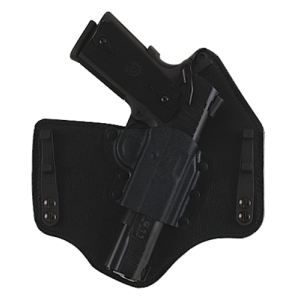 "Galco International KingTuk Right-Hand IWB Holster for Ruger LC9 in Black (1.75"") - KT636B"