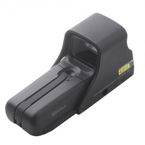EoTech 552 1x30x23mm Sight in Black - 552A65