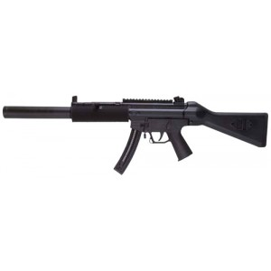 """American Tactical Imports GSG-522 SD Fake Suppressor .22 Long Rifle 22-Round 16.25"""" Semi-Automatic Rifle in Blued - 522SDLB22"""