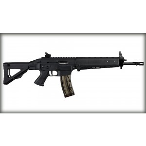 "Sig Sauer 522 Classic .22 Long Rifle 10-Round 18"" Semi-Automatic Rifle in Black - R52218BCCA"