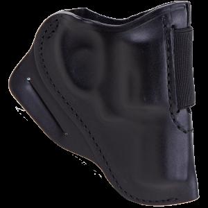 Blackhawk Speed Classic Right-Hand Belt Holster for Taurus 85/Ruger Sp101 in Black - 420800BKR