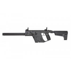 "Kriss VECTOR CRB 9mm 10-Round 16"" Semi-Automatic Rifle in Black - KV90-CBL22-CA"